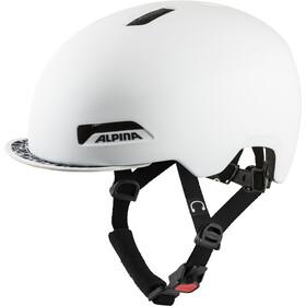 Alpina Brooklyn Helmet, blanc